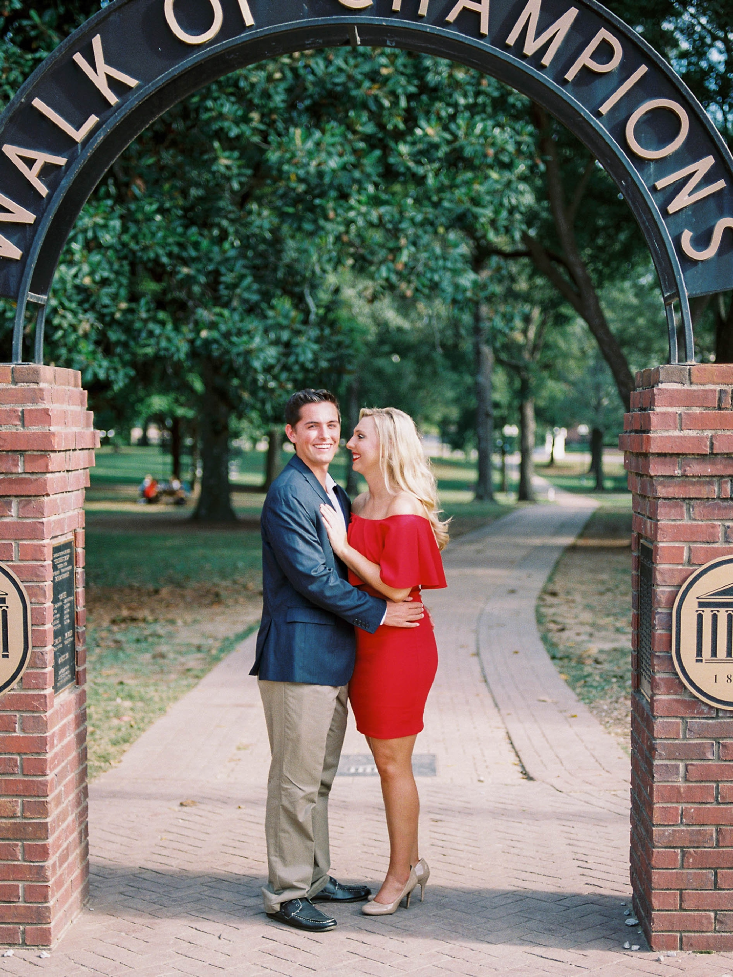 The Grove at Ole Miss Engagement Session_0001.jpg
