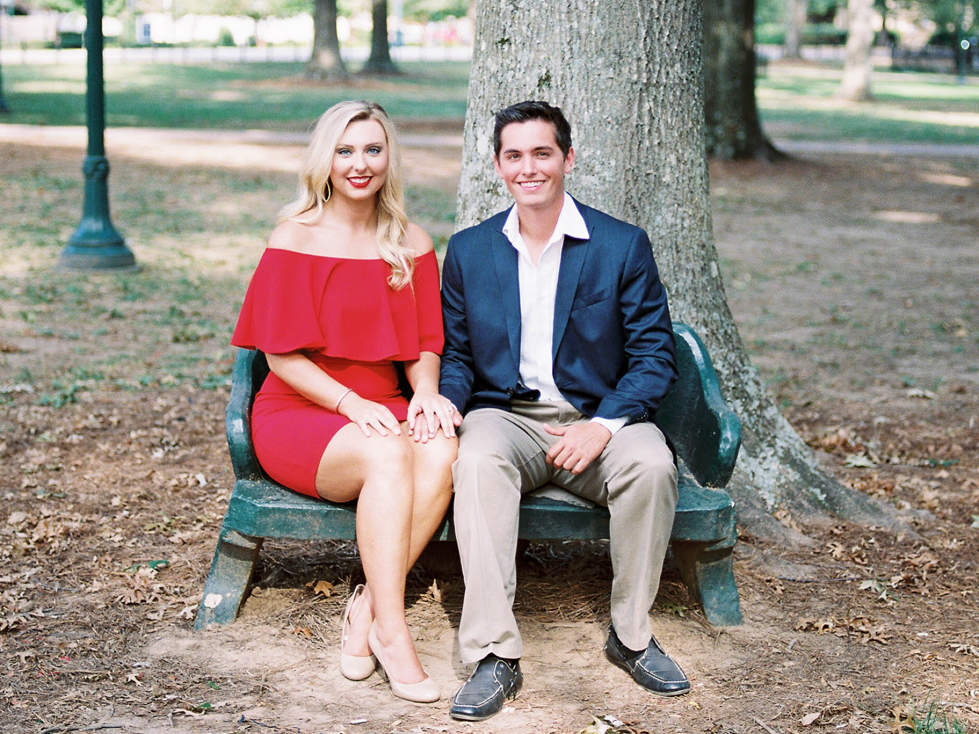The Grove at Ole Miss Engagement Session_0004.jpg