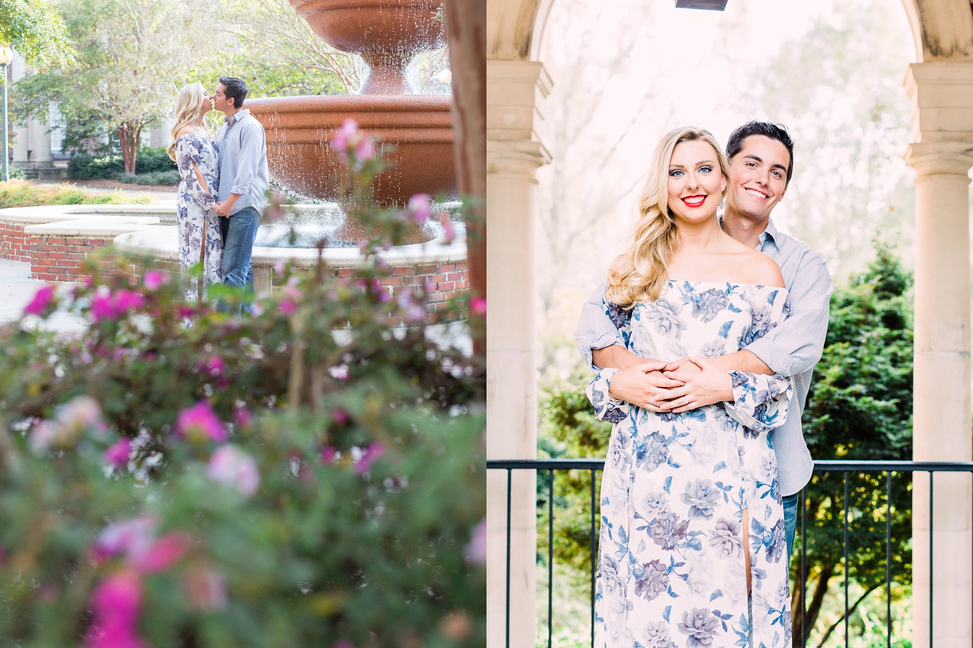 The Grove at Ole Miss Engagement Session_0011.jpg