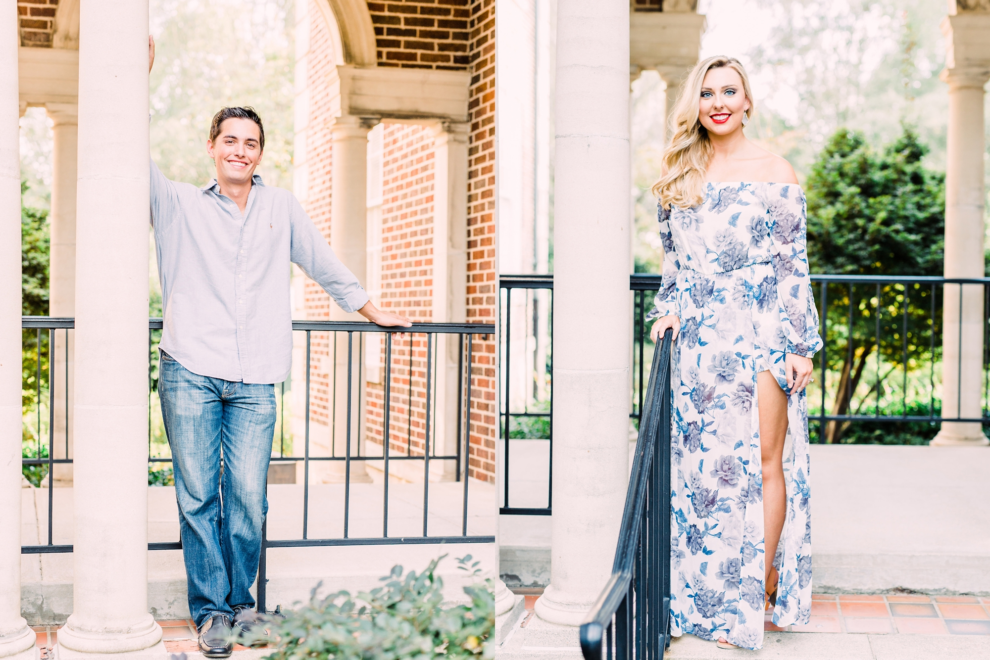 The Grove at Ole Miss Engagement Session_0014.jpg