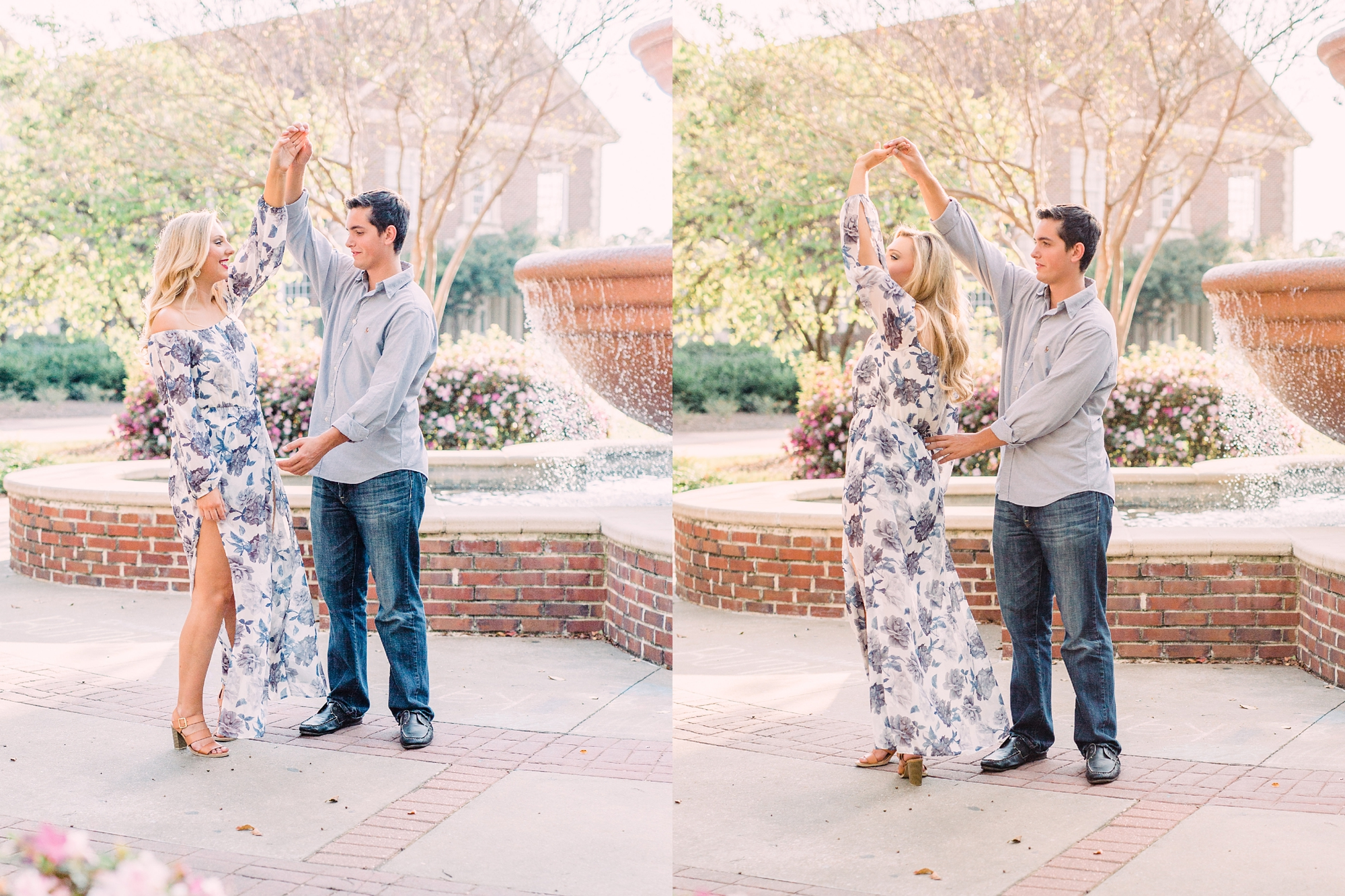 The Grove at Ole Miss Engagement Session_0020.jpg