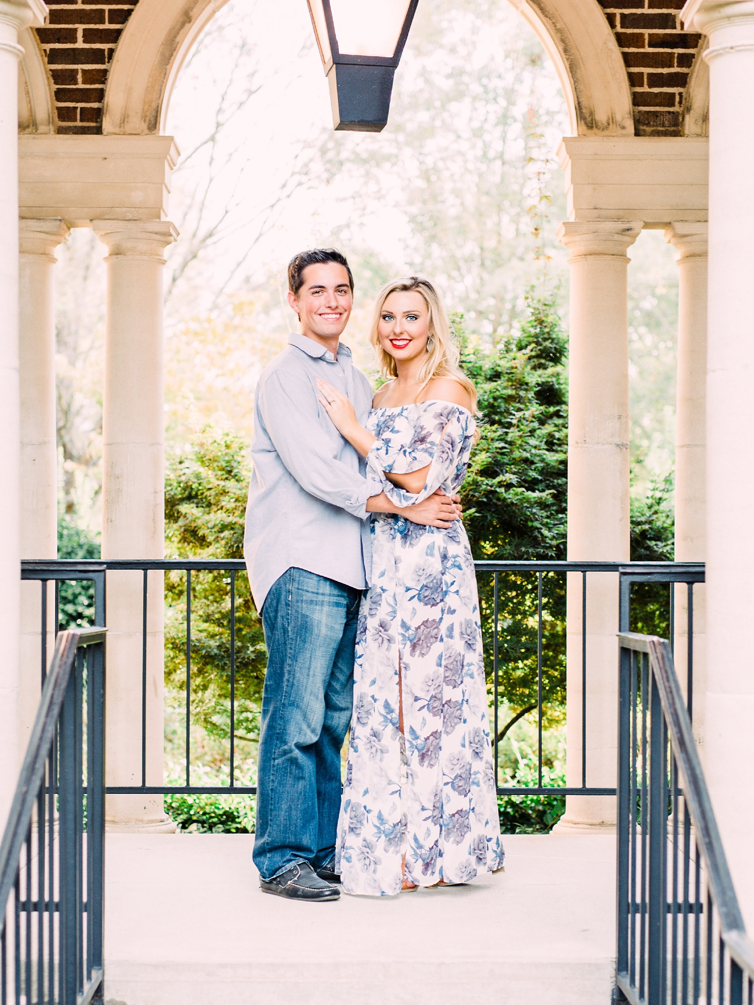 The Grove at Ole Miss Engagement Session_0022.jpg