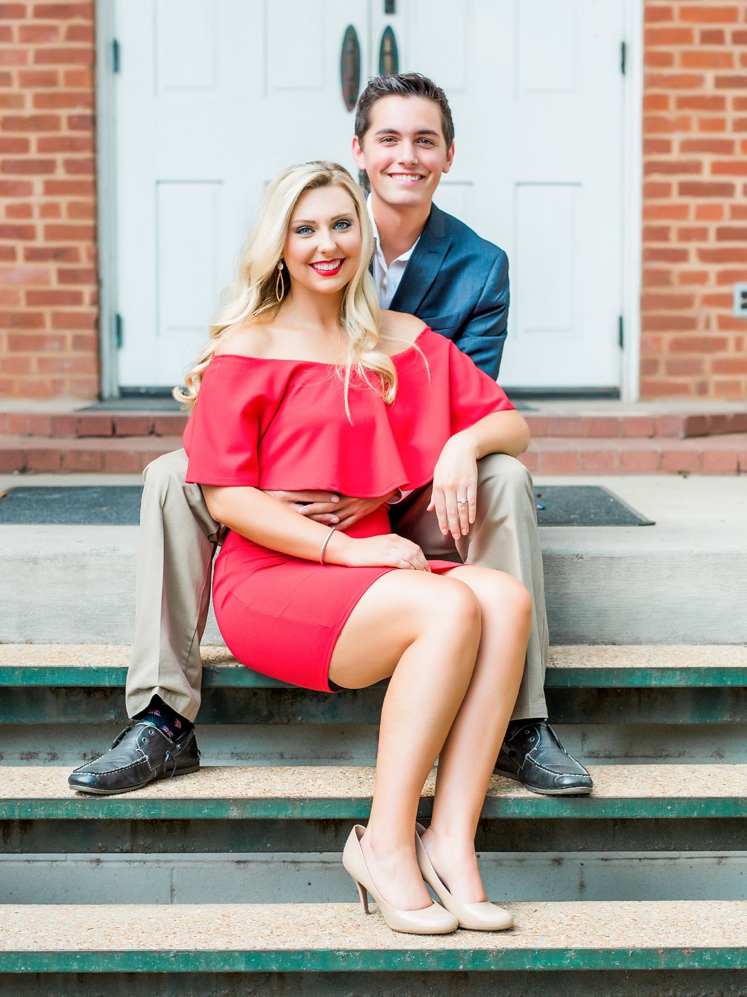 The Grove at Ole Miss Engagement Session_0026.jpg