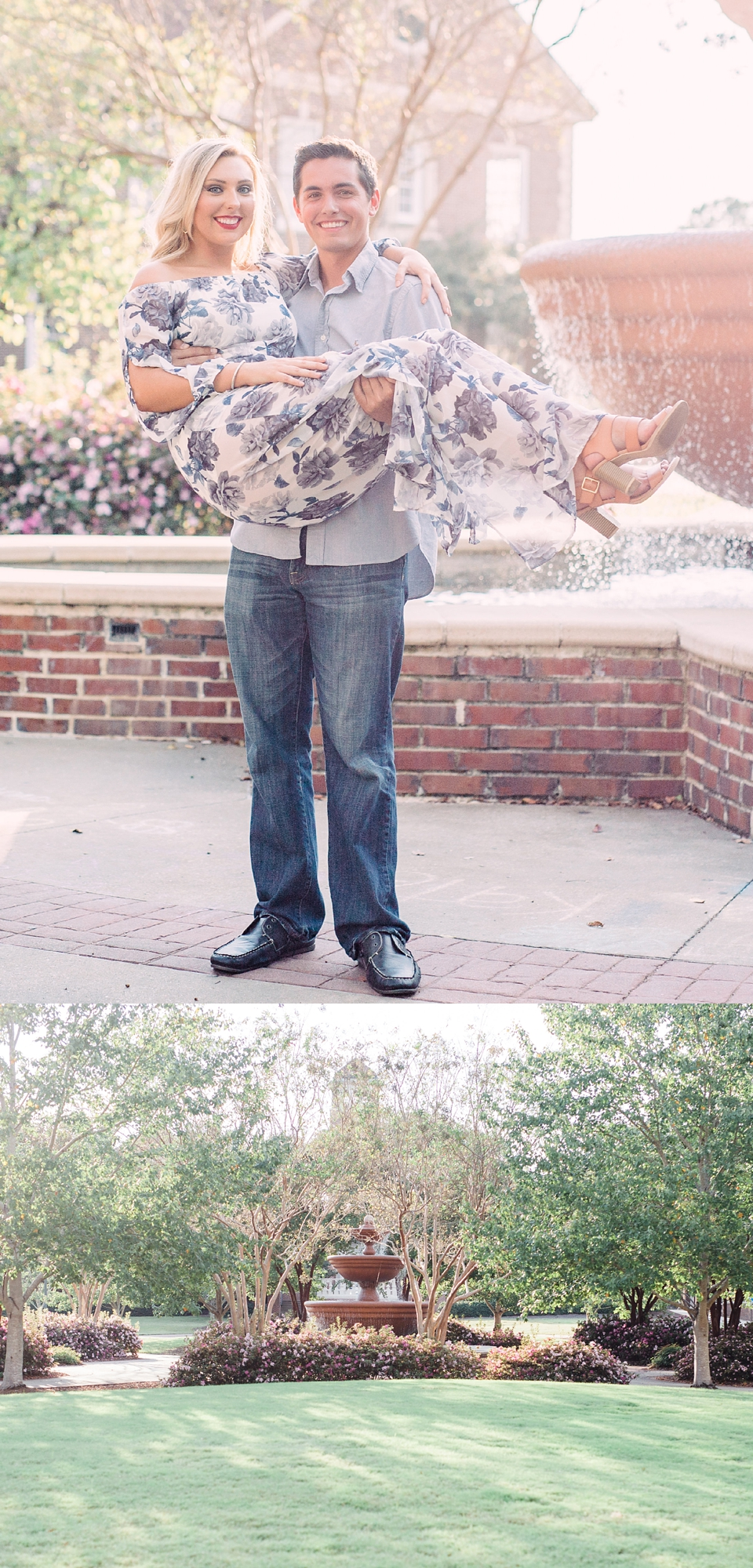 The Grove at Ole Miss Engagement Session_0029.jpg